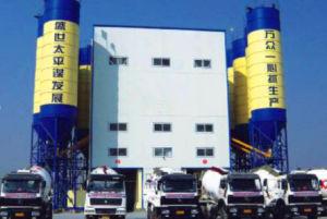 Hls120 Concrete Mixing Plant Sicoma Mixer pictures & photos