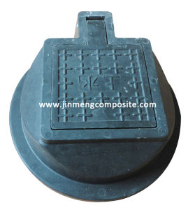 Gas Valve Box Jinmeng Brand/ SMC Composite Valve Box/ Square Lid Valve Shaft pictures & photos
