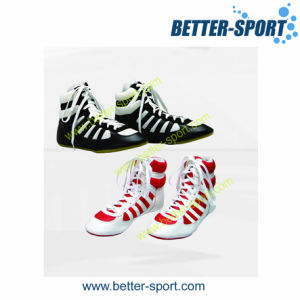 Boxing Shoe, Weightlifting Shoe, Wrestling Shoe pictures & photos