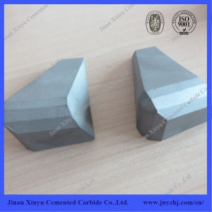 Welding Finished Carbide Rock Drilling Teeth for Excavator pictures & photos
