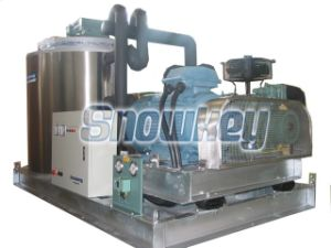 Sea Water Flake Ice Machine on Board-8t pictures & photos