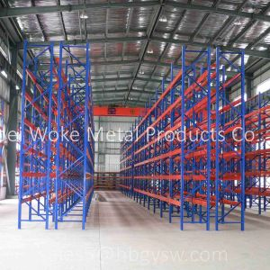 Selective Pallet Rack Beam Rack pictures & photos