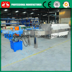 Stainless Steel Cooking Oil Filter Machine pictures & photos