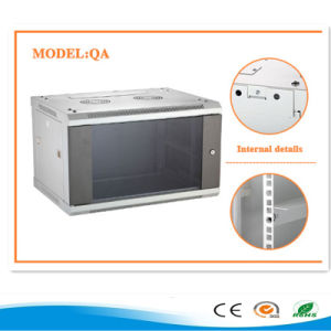 Wall Mounted Cabinet for 19u Equipments pictures & photos