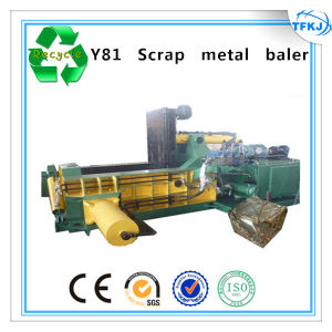 Metal Scrap Compressor Iron Copper Aluminum Packing Machine pictures & photos