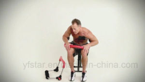 Resistance Adjustable Home Fitness Kruncher Ab Exerciser, Xk-006 pictures & photos