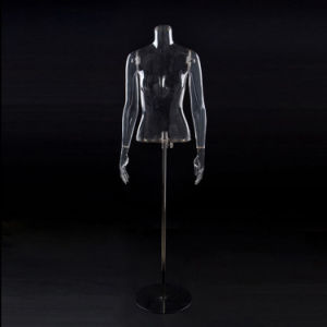 Female Half-Body Mannequin Without Head (PC-UN-020-1)