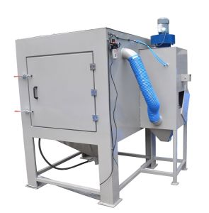 Sandblast Cabinet Sandblaster with Dust Collector pictures & photos