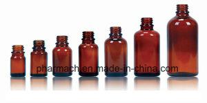Amber Drop Dispensing Bottle/Essence Oil Glass Bottle pictures & photos