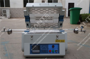 1000c Laboratory Split Tube Annealing Furnace pictures & photos