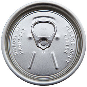603# Aluminum Easy Open Lid pictures & photos