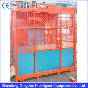 Dipping Zinc Construction Hoist/Sc100 Sc200 Building Lift pictures & photos