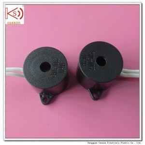 80dB Black 22mm Waterproof 220V Piezo Alarm Buzzer Supplier