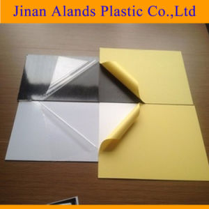 0.3mm 0.5mm 1.5mm PVC Sheet for Photo Album Usage pictures & photos