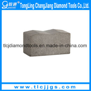 V Type Diamond Grinding Cutting Segment pictures & photos