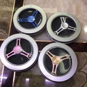 Popular 3-Sided Aluminum Alloy Fidget Spinner pictures & photos