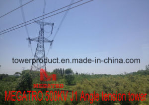 Megatro 500kv J1 Angle Tension Tower pictures & photos