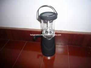 Solar Power Dynamo Camping Lantern