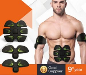 New Design Wireless Controll Fictile Electronic Muscle Stimulation Body Shaper Massager