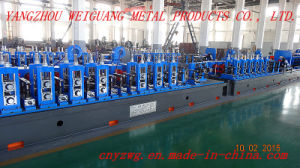 Wg76 High Frequency Tube Production Line pictures & photos