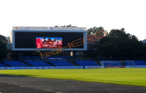 Stadium Outdoor Full Color Advertising LED Screen Sign pictures & photos