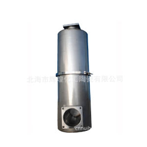 Diesel Engine SCR Honeycomb Ceramic Core Catalytic Converter pictures & photos