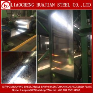 0.25mm Thickness Galvanized Steel Coil Used for Construction pictures & photos