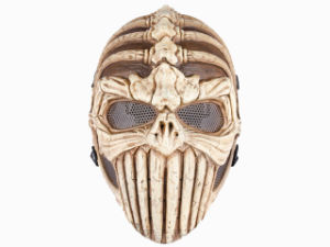 """""""Spine Tingler"""" Tactical Airsoft Paintball Mask (WS20910) pictures & photos"""
