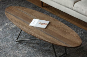 Solid Pine Wood Table with High Quality pictures & photos