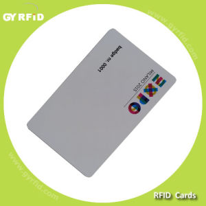 ISO Ntag215 Nfc Smartphone Printing Card for RFID Security System (GYRFID) pictures & photos