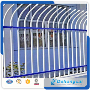 High Quality Fence, Durable Fence, Decorative Fence, Ornamental Fence, Wrought Iron Metal Fence for Residence/School/Vellia pictures & photos