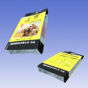 Pet Series, Dog Food Packaging Bag