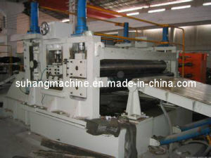 Famous Brand Cutting Steel Coil Cut to Length Machine pictures & photos