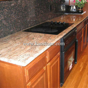 Bullnose Edge Granite Table Kitchen Counter Tops pictures & photos