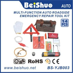 High Quality Car Repair Tool Kit for Auto First Aid pictures & photos