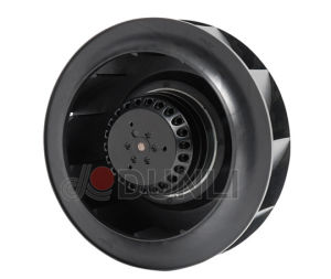 190mm/220mm Plastic Wheels Centrifugal Fans