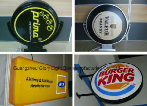 LED Outdoor Vacuum Formed Acrylic Display pictures & photos