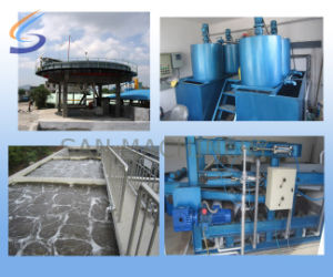 China Paper Machine Sewage Treatment pictures & photos