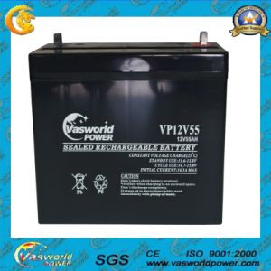 12V26ah AGM Sealed Lead Acid Battery pictures & photos