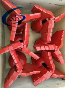 200mm 3 Steps Drag Bits in Stock pictures & photos