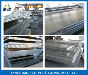 5 Series Aluminum Alloy Plate for Sale From Aluminum Manufacturer pictures & photos