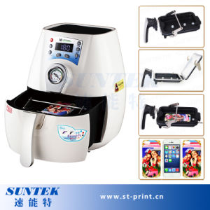 Mini 3D Vacuum Sublimation Heat Press Transfer Machine pictures & photos