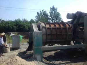 Concrete Flat Mouth Drainage Pipe Making Machine Sy2000 pictures & photos