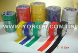 PVC Insulating Electrical Tape for Electrical Wire pictures & photos