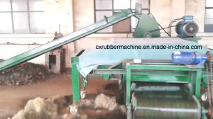 High Technical Full Automatic Uncured Rubber Steel Sperating Machine pictures & photos