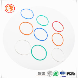 Colourful Silicon FDA O Ring As568 Standard O Ring Seal for Household Appliance pictures & photos