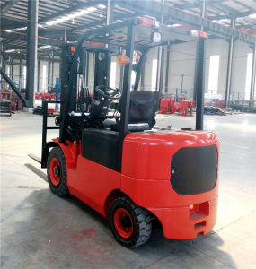 2.5ton Mini Chinese Electric Power Forklift Truck (CPD25J)