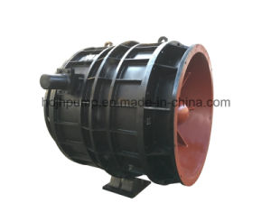 New Type Impeller and Rotor Integrated Compact Structure Submersible Axial Flow Pump pictures & photos