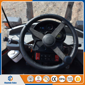 Cheap Price Ce Approved 4W Driving All Terrain Forklift pictures & photos