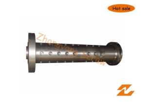 Rubber Extrusion Screw Barrel Rubber Screw Cylinder pictures & photos